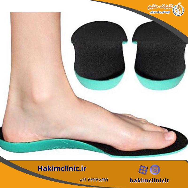 ارتز و کفی کفش طبی